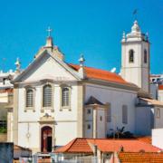 Igreja matriz de Albufeira
