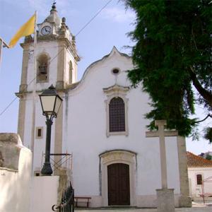 Igreja Matriz de Santana da Carnota