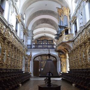 Órgão da Igreja do Mosteiro de Arouca
