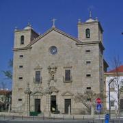 Antiga sé e concatedral de Castelo Branco