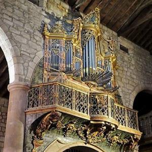 Órgão da Igreja Matriz de Chaves