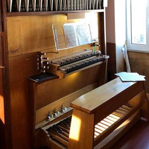 Órgão do Colégio de Música de Fiães