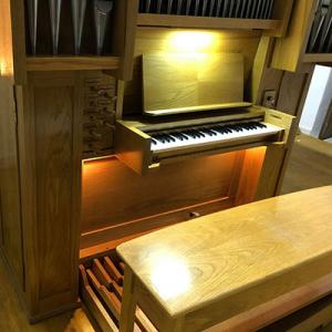 Órgão da Igreja Paroquial de Sanguedo