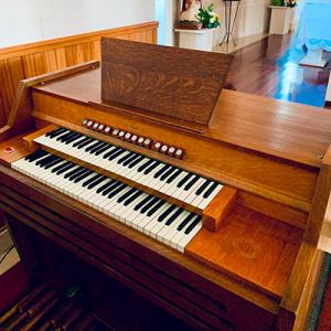 Órgão da igreja de Barracão, Colmeias, Leiria