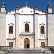 Sé de Leiria, templo com órgãos