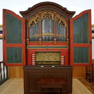 Órgão da Igreja de Boliqueime