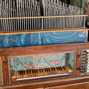Órgão da Igreja Paroquial de Encarnação, Mafra