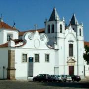 Igreja matriz e igreja da Misericórdiade Montemor-o-Novo