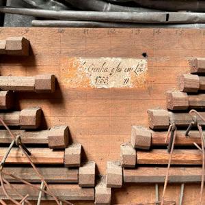 Órgão João da Cunha, da Igreja Matriz de Carnaxide, Oeiras