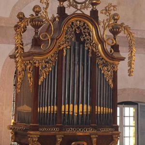 Órgão histórico da Igreja Matriz de Oeiras