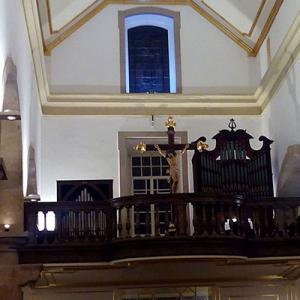 Órgão da Igreja Matriz de Portimão