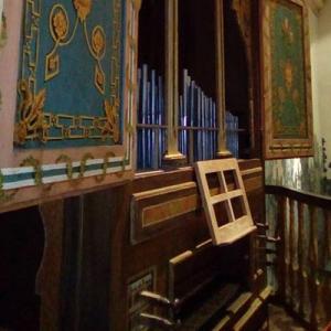 Órgão da Igreja da Misericórdia de Tavira