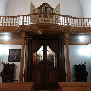 Órgão da Igreja de Santiago de Tavira