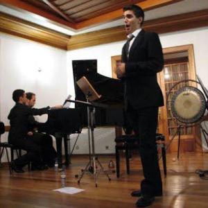 Miguel Rodrigues, canto, de Albergaria-a-Velha