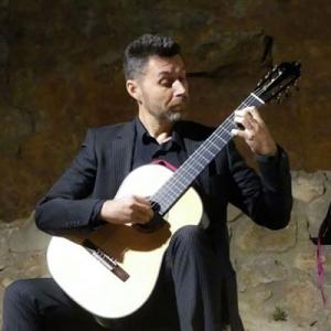Rui Mourinho, guitarra, de Albufeira