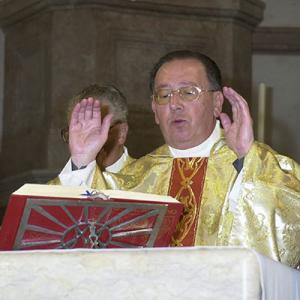 Carlos Silva, padre, compositor, de Alcanena