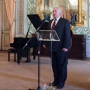 Fernando Serafim, tenor, do Porto