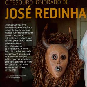 José Redinha, etnólogo, de Alcochete