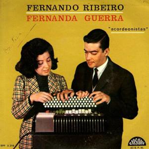 Fernanda Guerra, acordeonista, de Alpiarça