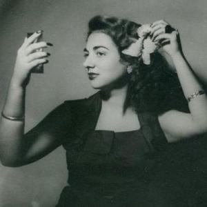 Maria José Valério, cantora, da Amadora