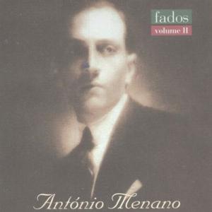 António Menano, fadista, de Fornos de Algodres