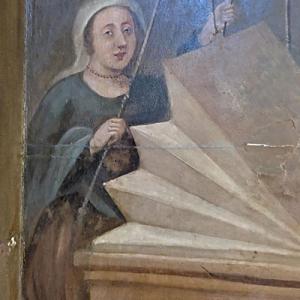 Foleira, Mosteiro de Arouca