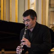 Paulo Gaspar, clarinetista, de Azambuja