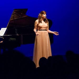 Ana Isabel Carvalho, soprano, de Barcelos