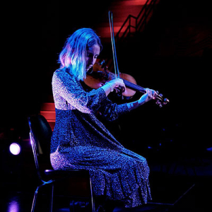 Helena Silva, violinista, de Barcelos