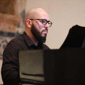 Nuno Areia, pianista, de Barcelos