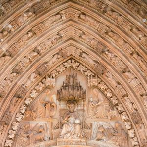 Anjos Músicos do Portal Principal do Mosteiro da Batalha