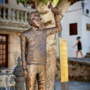 Monumento a José Afonso em Belmonte
