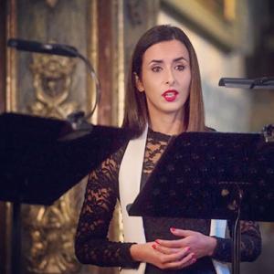 Eva Braga Simões, soprano, de Braga