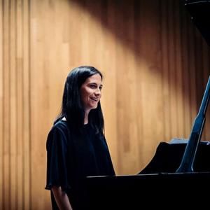 Joana Gama, pianista, de Braga