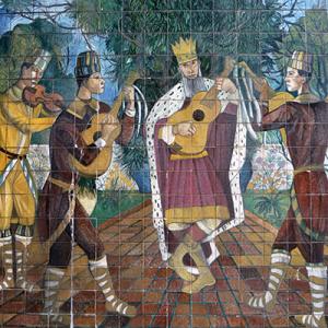 Azulejos do Museu Nogueira da Silva, Braga