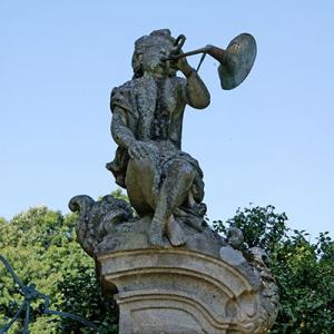 Palácio dos Biscainhos, Braga, foto Luzia Rocha