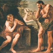 Mercúrio e Argos