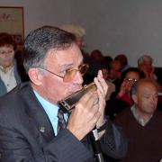 Raul Mendes, harmónica, das Caldas da Rainha