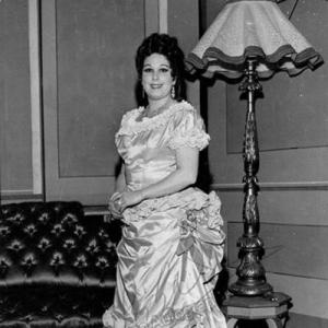 Zuleica Saque, soprano, das Caldas da Rainha