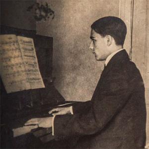 António Fragoso, pianista e compositor, de Cantanhede