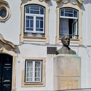 Casa de António Fragoso, compositor, Pocariça, Cantanhede