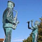 Monumento ao Músico, Covões, Cantanhede