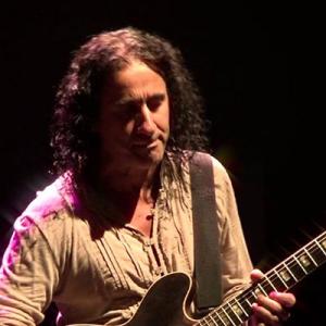 Pedro Madaleno, guitarrista, de Cascais