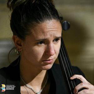 Filipa Castilho, violoncelista, de Castelo Branco