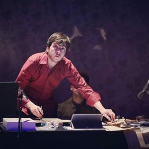 João Lourenço, percussionista, de Cinfães