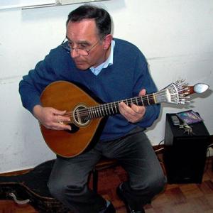 Jorge Gomes, guitarrista, natural de Coimbra