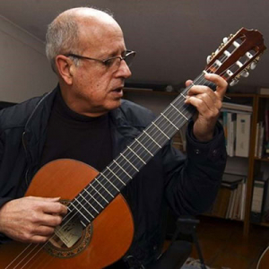 Rui Pato, violista, natural de Coimbra
