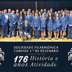 Sociedade Filarmónica Cubense 1.º Dezembro