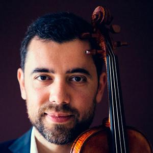 Edmundo Pires, violinista, de Mirandela