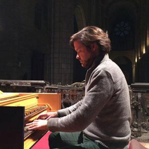 Diogo Zão, cravista e organista, de Esposende